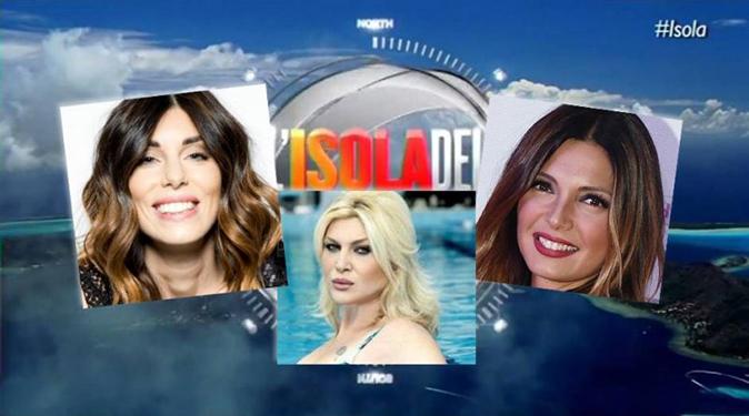 Isola dei Famosi 2018, confermati i primi tre nomi del cast: ecco le reazioni social delle naufraghe