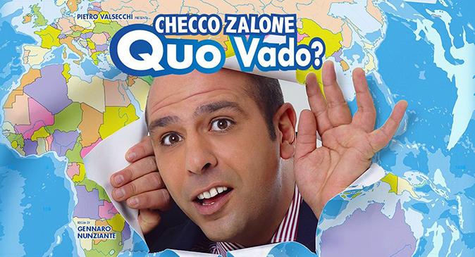 Stasera in Tv, 8 gennaio: Quo vado? su Canale 5, Romanzo Famigliare su Rai1, tutte le proposte