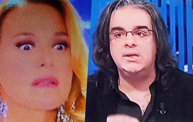 Barbara d'Urso fa più paura dell'Isis: la frase shock di Carmine Castoro ad Otto e Mezzo