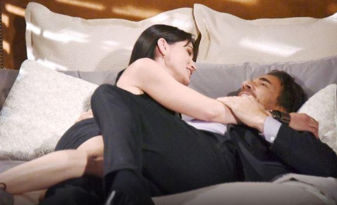 Beautiful, anticipazioni dal 22 al 27 gennaio: Quinn a letto con Ridge ma poi Katie la minaccia