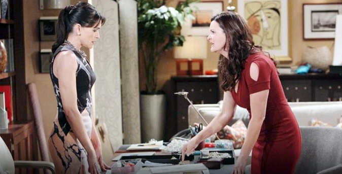 Beautiful, anticipazioni dal 29 gennaio al 3 febbraio: Katie spara a Quinn? Le trame settimanali