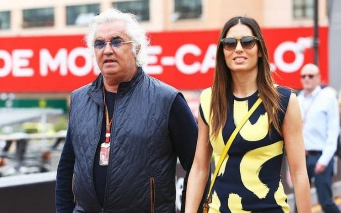 """Gossip news, Elisabetta Gregoraci e Flavio Briatore: """"La nostra è stata una separazione consensuale"""""""