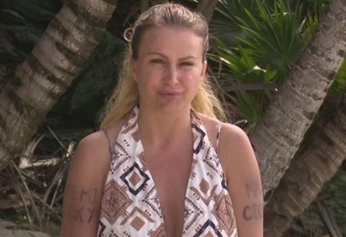 """Isola dei Famosi 2018, Eva Hanger vs Francesco Monte: """"Cecilia Rodriguez l'ha fatto cornuto? Ora capisco perché"""""""