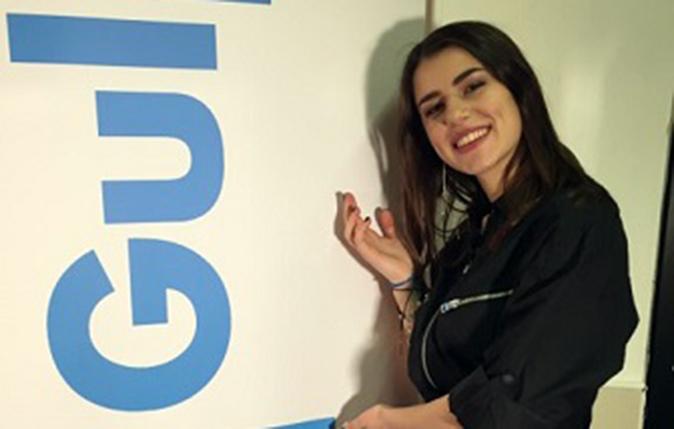 Federica Carta a Gulp Music, 6 gennaio: dopo il successo con Shade la cantante risponde ai fan