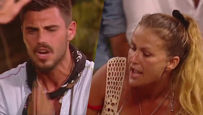 """Eva Henger VS Francesco Monte, Isola dei Famosi: """"Ha portato la droga!"""", il figlio arrestato per questo motivo"""