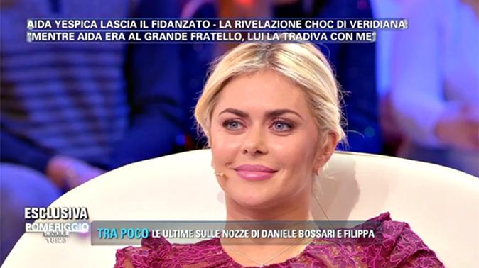 Veridiana De Moraes: Geppy Lama tradiva Aida Yespica, il racconto a Pomeriggio 5, 'Diceva di amarmi!'