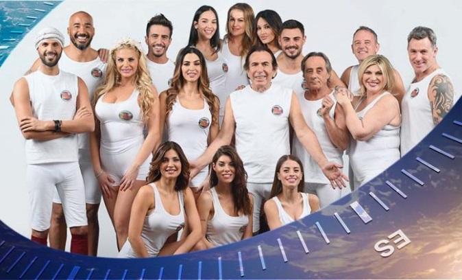 """Isola dei Famosi 2018, cast: Alessia Marcuzzi, """"Francesco Monte sta puntando un'isolana? Rosa Perrotta sicura di sé"""""""
