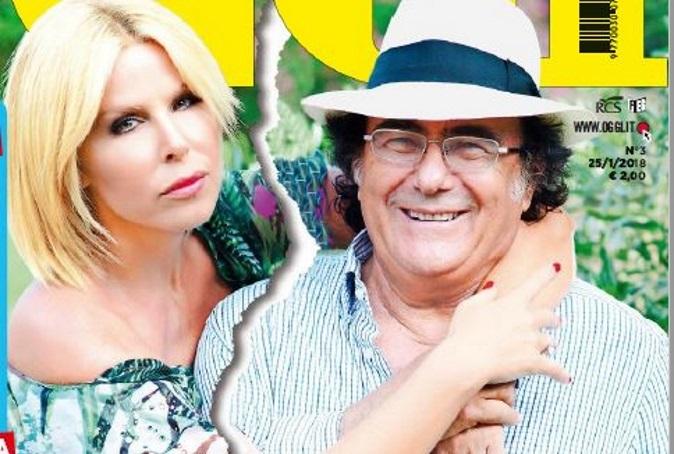 """Gossip news, Loredana Lecciso ha lasciato Al Bano? Barbara d'Urso svela la reazione di lei, """"colpa"""" di Romina Power?"""