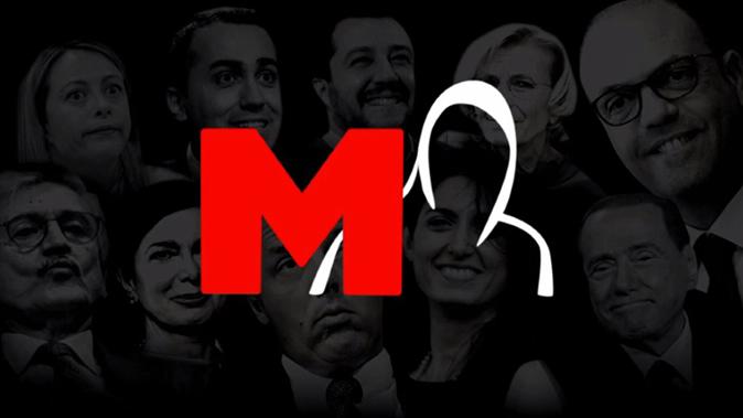 M di Michele Santoro, anticipazioni prima puntata 11 gennaio: Roberto Saviano in studio