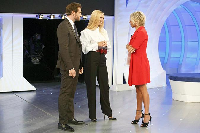 C'è posta per te, anticipazioni prima puntata 13 gennaio: Michelle Hunziker, Tomaso Trussardi e Higuain ospiti
