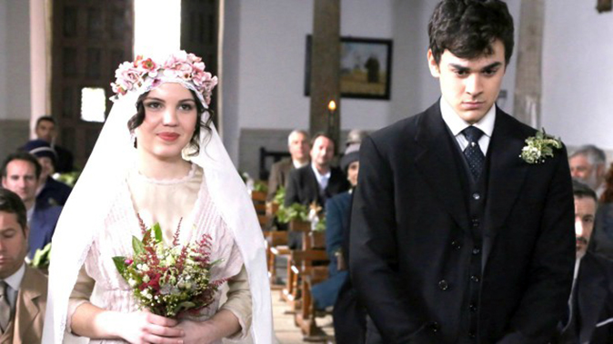 Il Segreto, anticipazioni dal 2 al 6 gennaio: Matias sta per sposare Marcela ma Beatriz irrompe in chiesa…