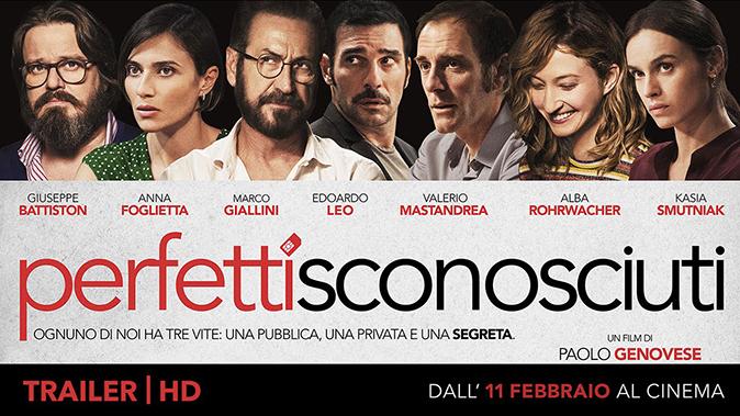 Film in TV, Perfetti sconosciuti: oggi 15 gennaio su Canale 5, la trama e le info streaming