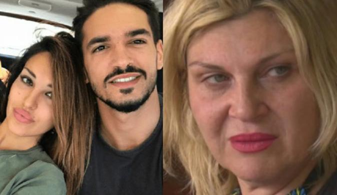 Isola dei Famosi, Pietro Tartaglione contro Nadia Rinaldi: il messaggio per Rosa Perrotta