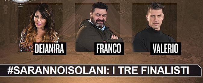 Isola dei Famosi 2018, Deianira, Franco e Valerio: chi entrerà in gioco? I potenziali naufraghi si presentano