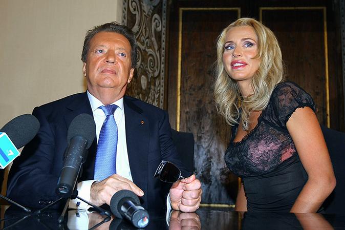 Vittorio Cecchi Gori, ultime notizie: Valeria Marini a Pomeriggio 5, il produttore sta migliorando