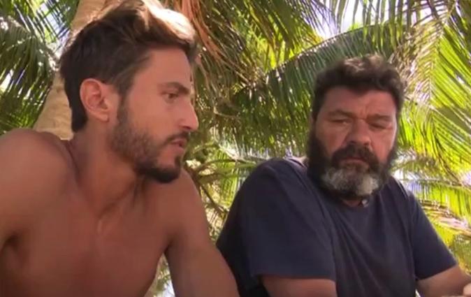 Isola dei Famosi 2018, Marco e Franco fanno pace: piccola polemica tra Paola e Alessia