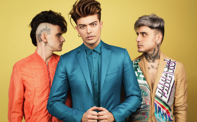 "Sanremo 2018, The Kolors con ""Frida (mai, mai, mai)"" – TESTO"