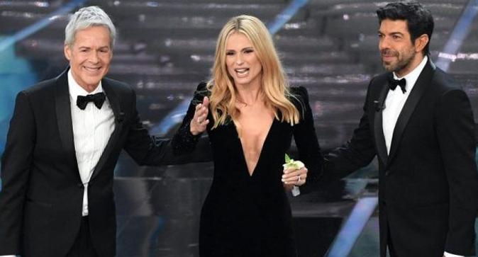 Ascolti TV, Sanremo 2018: boom di ascolti per la prima serata, ha fatto meglio solo Bonolis
