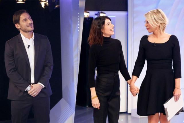 C'è posta per te, anticipazioni sesta puntata 24 febbraio: Giorga e Francesco Totti ospiti
