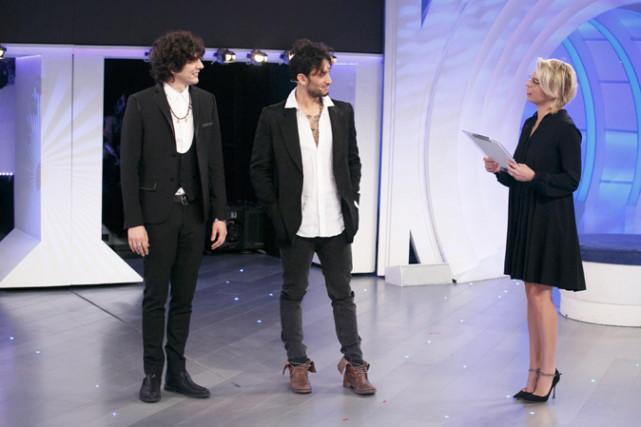 C'è posta per te, anticipazioni quinta puntata: Ermal Meta e Fabrizio Moro tra gli ospiti
