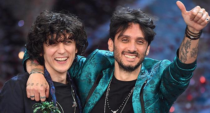 Vincitore Sanremo 2018: Ermal Meta e Fabrizio Moro super favoriti anche secondo Shazam