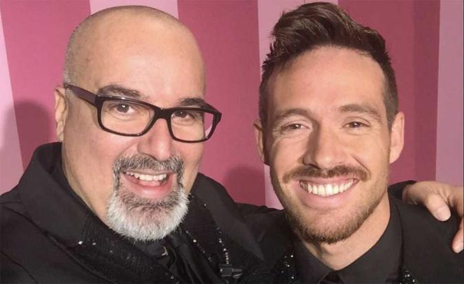 """Ballando con le stelle 2018, Giovanni Ciacci e la smentita del ballerino: """"Non sono gay e non ballo con lui!"""""""