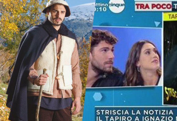 """Gossip TV, Cecilia e Ignazio difendono Francesco: Monte si """"traveste"""" da pastore di pecore"""