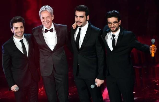 Sanremo 2018, la seconda serata: tutte le standing ovation, da Sting a Pippo Baudo, si esagera con Il Volo