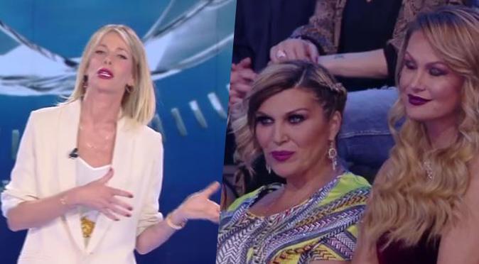 Canna-Gate all'Isola dei Famosi 2018: Alessia Marcuzzi ascolta l'audio shock di Striscia, le sue parole