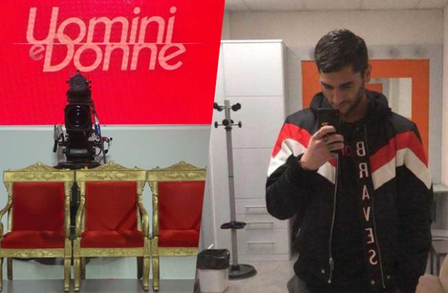 Uomini e Donne, gossip news: sfuma il trono di Jeremias Rodriguez per un suo capriccio clamoroso