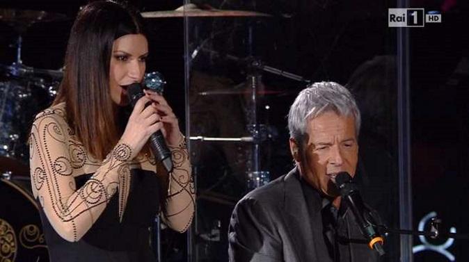 """Sanremo 2018 anticipazioni, Laura Pausini super ospite: """"Ci sono"""". Pippo Baudo, Carlo Conti e Fabio Fazio sul palco?"""