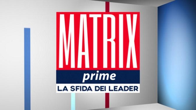 Matrix prime, Elezioni 2018: la politica in prima serata su Canale 5, stasera Luigi Di Maio
