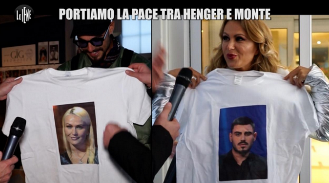 """Le Iene, pace fatta tra Francesco Monte e Eva Henger? L'ex tronista: """"Vedremo se la cosa sarà fattibile"""" – VIDEO"""