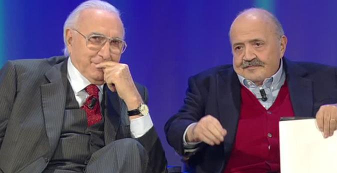 L'intervista, Pippo Baudo da Maurizio Costanzo: dopo il premio alla carriera, le anticipazioni