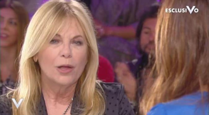 Rita Dalla Chiesa a Verissimo: da Fabrizio Frizzi e Al Bano fino al nuovo impegno in TV