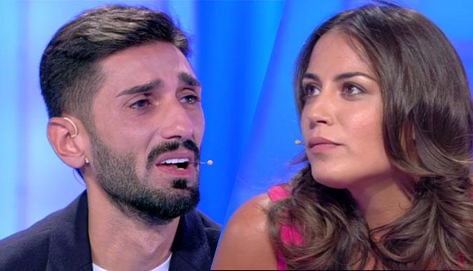 C'è posta per te, Silvia e Salvatore: lei chiude la busta ma lo perdona, il web la elegge nuova tronista di Uomini e Donne!