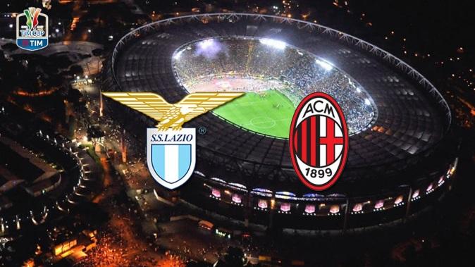 Lazio-Milan, diretta tv e streaming: semifinale Coppa Italia oggi 28 febbraio, probabili formazioni