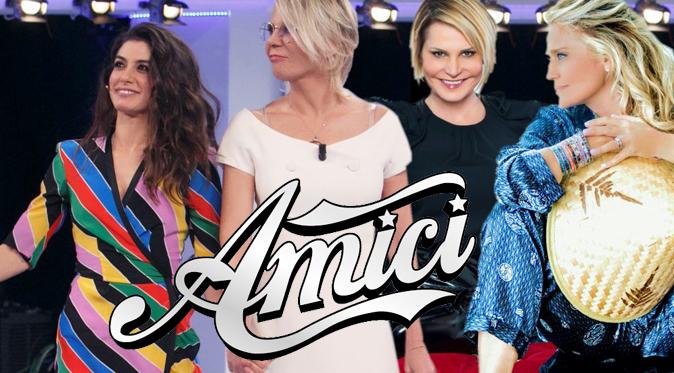 Serale Amici 2018, commissione esterna: Heather Parisi, Simona Ventura e Giulia Michelini, tutte le novità