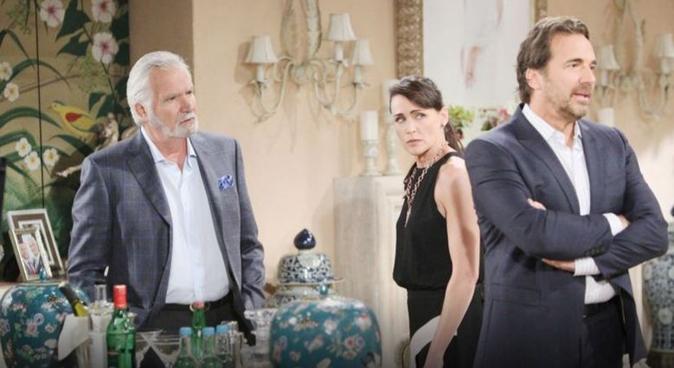 Beautiful, anticipazioni dal 14 al 19 maggio: il piano di Sheila contro Ridge e Quinn