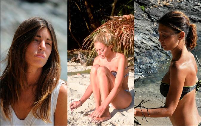 Isola dei Famosi 13, anticipazioni settima puntata: Elena, Alessia e Bianca a rischio, Craig VS Franco