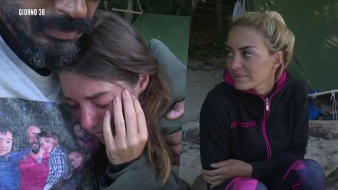 Isola dei Famosi 13, Bianca Atzei piange ancora per colpa di Elena Morali: l'ex Pupa verso l'eliminazione?