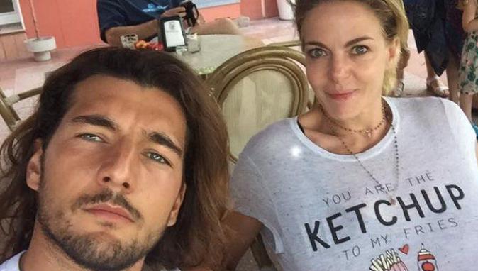 """Gossip, Andrea Preti contro Claudia Gerini:""""Le bugie hanno le gambe corte…"""", lei ha già un altro?"""