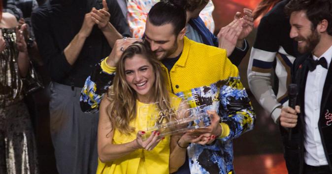 Dance Dance Dance, Giulio Berruti e Cristina Marino vincono la seconda edizione: le dichiarazioni