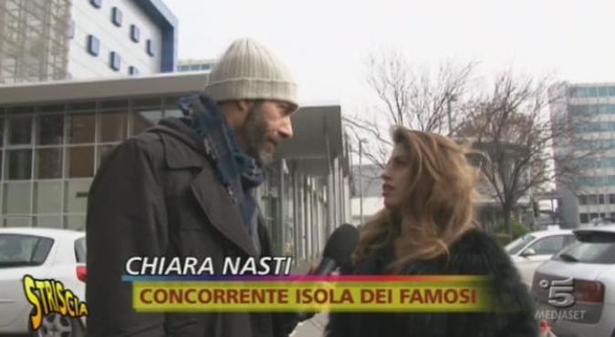 """Isola, canne-gate: Chiara Nasti querela Striscia la Notizia, """"Devo tutelare la mia immagine!"""""""