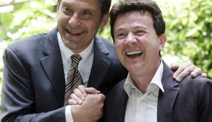 """Fabrizio Frizzi, le parole di Pupo: """"Gli ipocriti che ti rimpiangono un giorno ti avevano accusato!"""""""