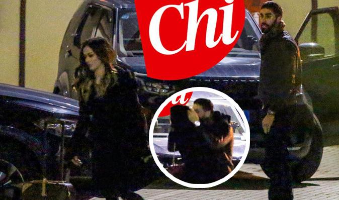Gossip News, Filippo Magnini e Giorgia Palmas: ecco il bacio infuocato avvinghiati nella notte