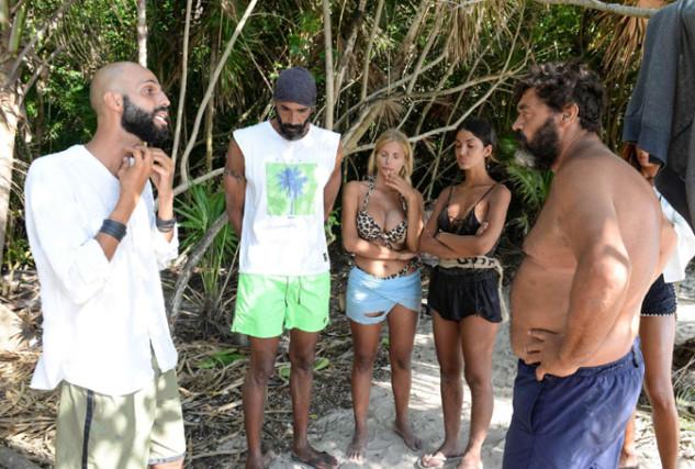 """Isola dei Famosi 2018, chiarimenti dopo la diretta: Jonathan e Franco, """"Non voglio più parlare con te"""""""