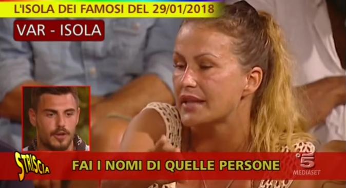 """Isola dei Famosi, canna-gate: l'audio di Striscia che incastrerebbe Francesco Monte, """"L'hanno fatto in tanti!"""""""