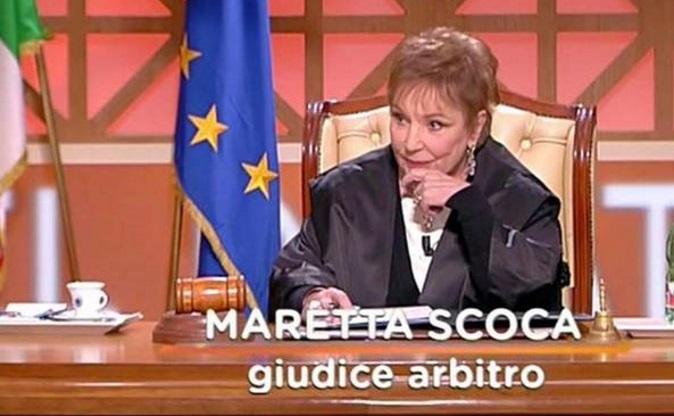 Morta Maretta Scoca, giudice di Forum: l'addio sui social e il ricordo di Oliviero Diliberto e Mastella