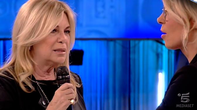 """Rita Dalla Chiesa ad Amici 17, il ricordo di Fabrizio Frizzi commuove tutti: """"Ufficiale e gentiluomo!"""""""